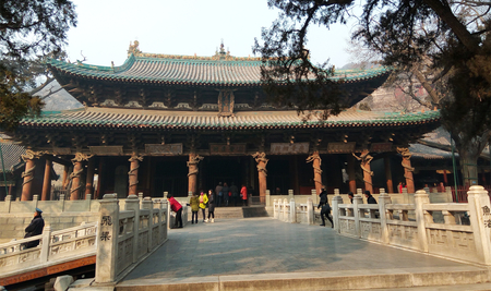 Taiyuan Private Day Trip to Jinci Temple and Shanxi Museum