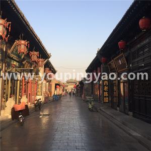 Pingyao Private English Speaking Tour Guide Service